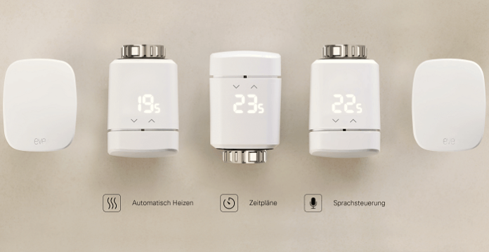 Elgato Eve Thermo Heizkörperthermostat