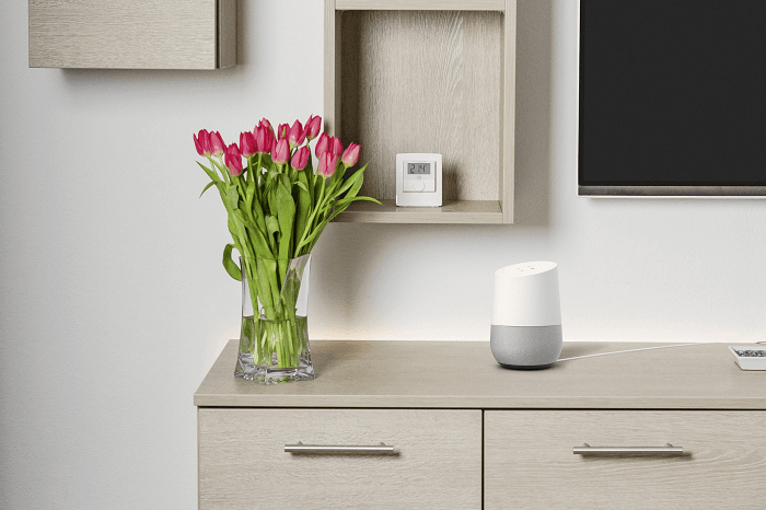 Homematic IP Google Home Assistant