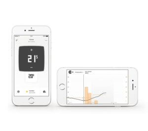 Netatmo Heizkörperthermostat App