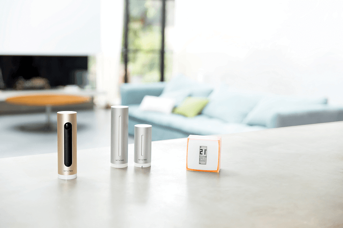 netatmo smart home system smart and home. Black Bedroom Furniture Sets. Home Design Ideas