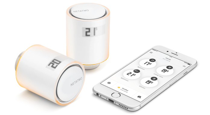 smart home heizk rperthermostate smart and home das portal ber smart home systeme. Black Bedroom Furniture Sets. Home Design Ideas