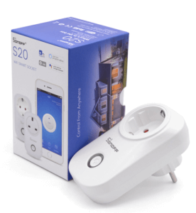 Sonoff S20 Wifi Switch