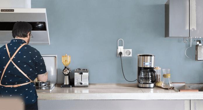 Smart Home Steckdose TP-Link AC750