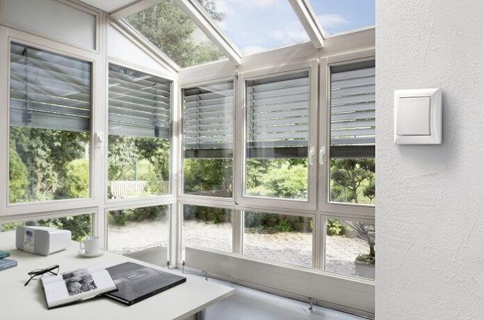 smart home rolladensteuerung smart and home. Black Bedroom Furniture Sets. Home Design Ideas