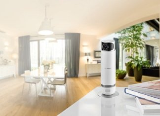 Bosch Smart Eyes Alexa Kamera