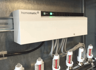 Homematic IP Fußbodenheizung