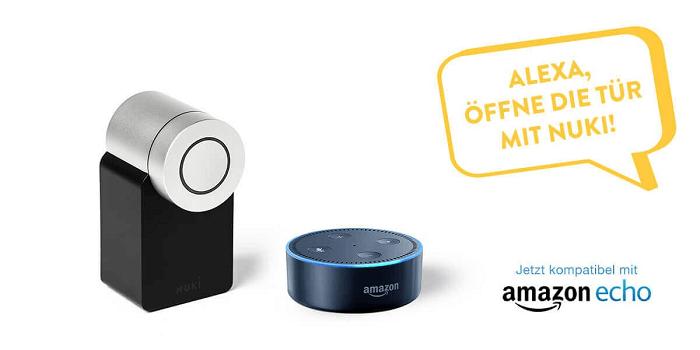 Nuki Smart Lock Alexa