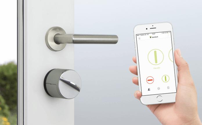 Smart Türschloss Danalock Smartlock V3