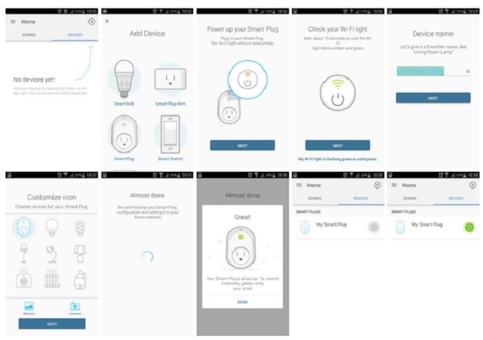TP Link Kasa App