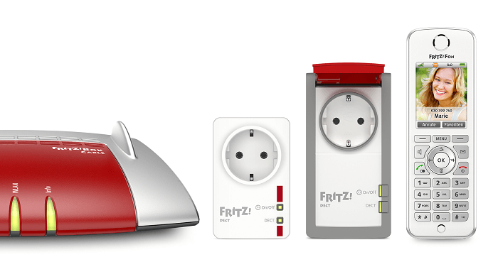 avm Fritzbox Smart Home System