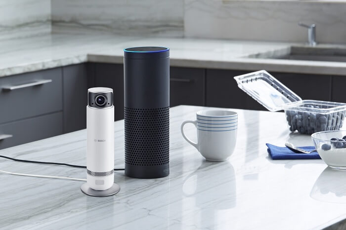 Bosch Smart Home Kameras Alexa
