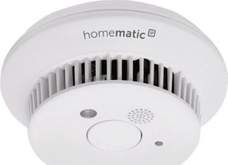 Homematic IP Rauchmelder