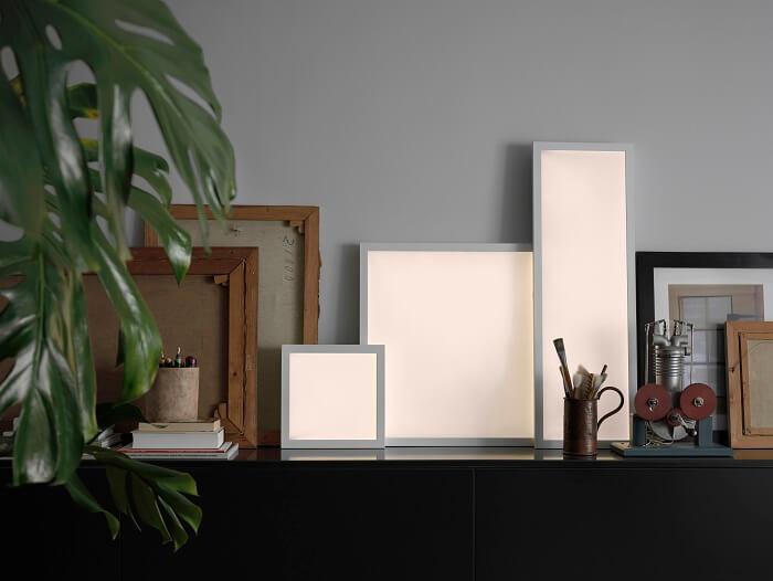 Ikea Tradfri Floalt LED Lichtpaneel