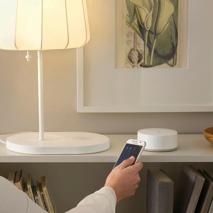 Ikea tradfri Siri