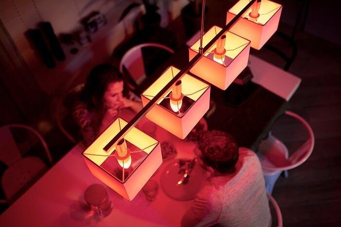 Intelligente Beleuchtungssteuerung