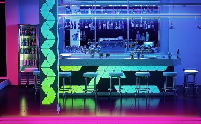 Nanoleaf Aurora Alexa