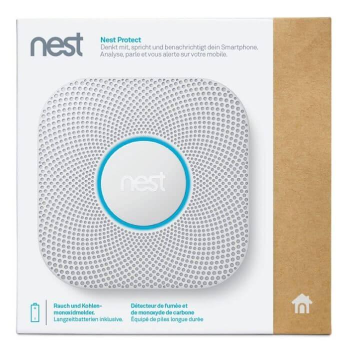 Nest Protect Rauch- und Kohlenmonoxidmelder