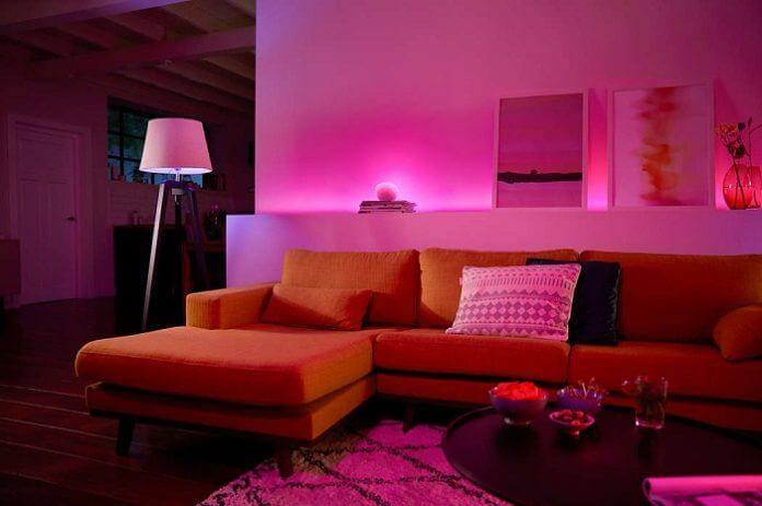Philips Lampen Hue : Smarte beleuchtung von philips hue smart and home systeme