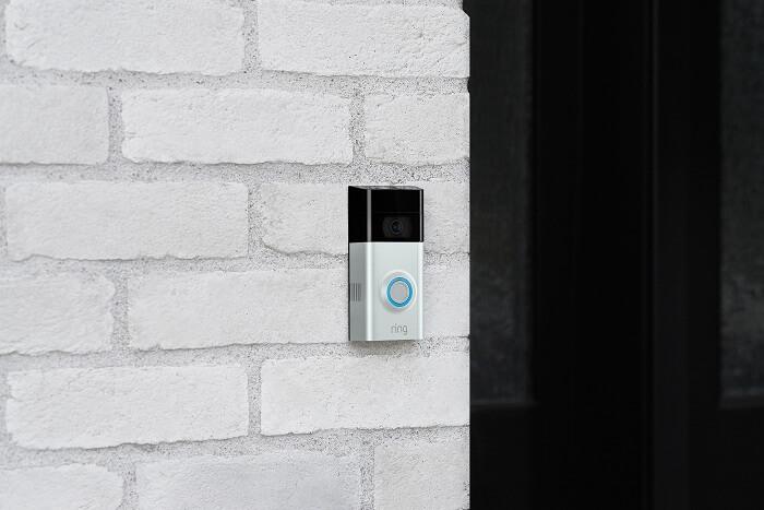 Smart Home Türklingel mit Kamera