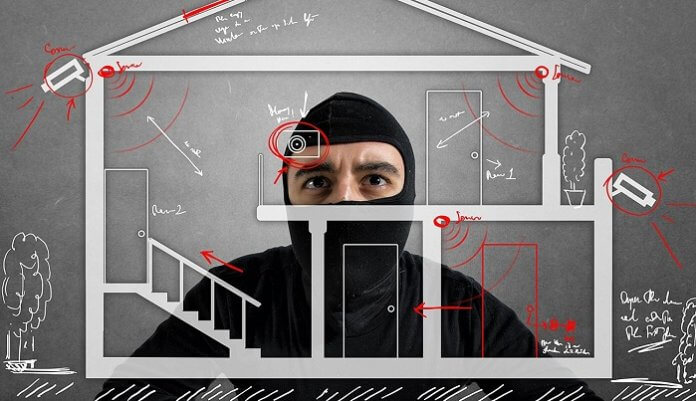 Smart Home Sicherheit