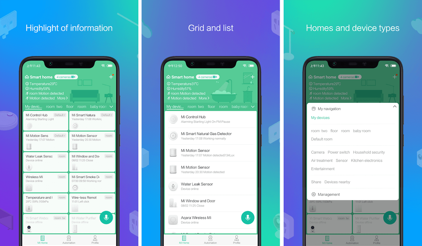 Xiaomi Home App