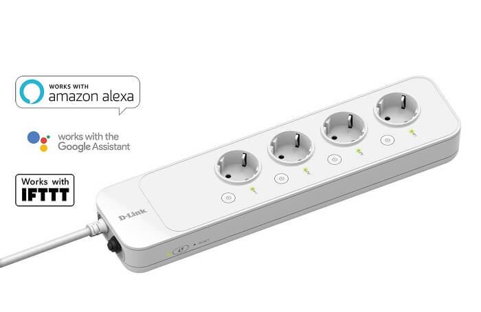 DSP-245 Alexa Google kompatibel
